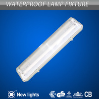 Hot! Lighting Fixtures 4ft 2X36W T8 Anti-Corrosion Fluorescent Fitting-IP65 Weatherproof