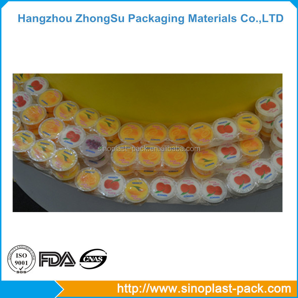EVOH/ PA/ PE Co-extruded Thermoforming Plastic Food Packaging Film