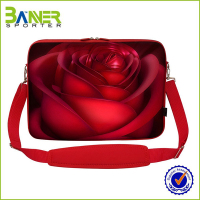 Neoprene Red Waterproof Bag Laptop