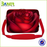 red waterproof bag laptop