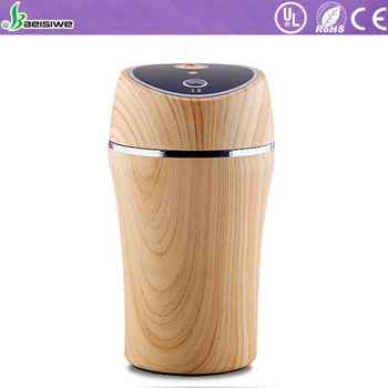 travel usb wood air 150ML simple operation car oil diffuser