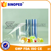 pharmaceutical pvc/pvdc film for pharmaceutical blister packing