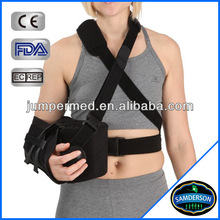 easy adjust comfortable functional meshed enhanced shoulder strap arm sling for kids