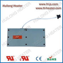 Silicone heater pad for semiconductor industry