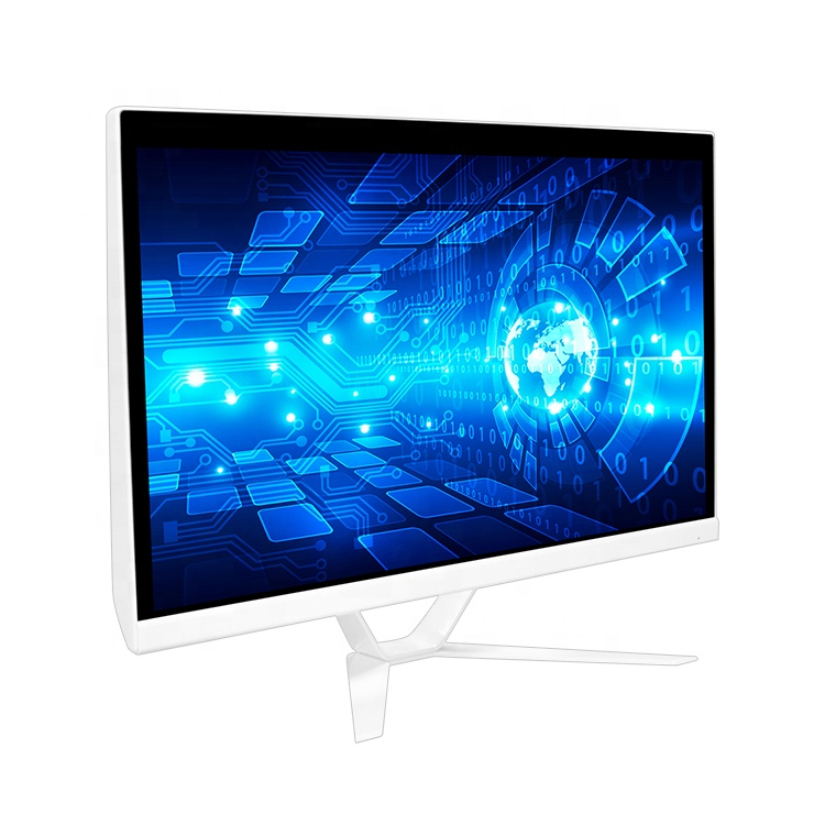 New design intel core 21.5 24 27 inch desktop aio <strong>pc</strong> all in one