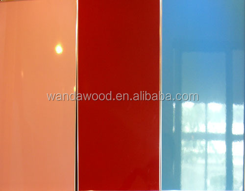 High Gloss MDF Sheet, UV MDF for sale