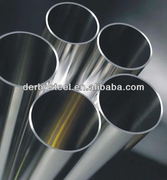 inner and outside polished tube