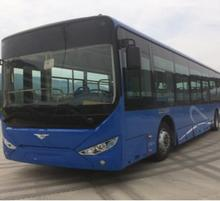 8.1 m New Energy Pure City Mini Electric Tourist Bus