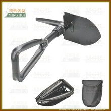 Multi Function Tri-Folding shovel