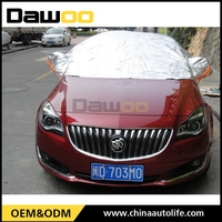 convertible windscreen half car covers for car roof