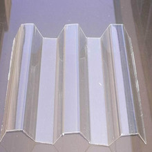12mm translucent plastic corrugated pc panel cardboard cheap polycarbonate sheet