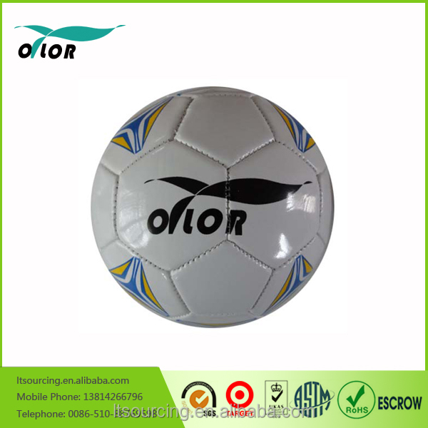 Promotional hotselling perfessional custom new design football