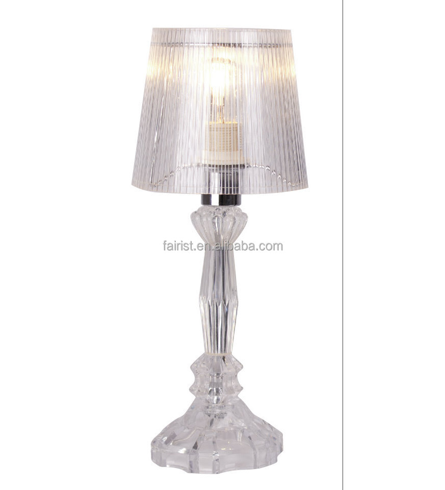 Newest Acrylic lamp/desk lamp/small table lamp