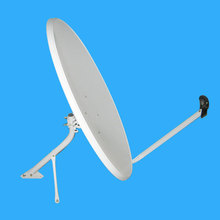 KU-75cm Small DIgital Parabolic Satellite/Solid Offset Tv Dish Antenna