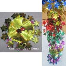 high quality Christmas tinsel flower garland