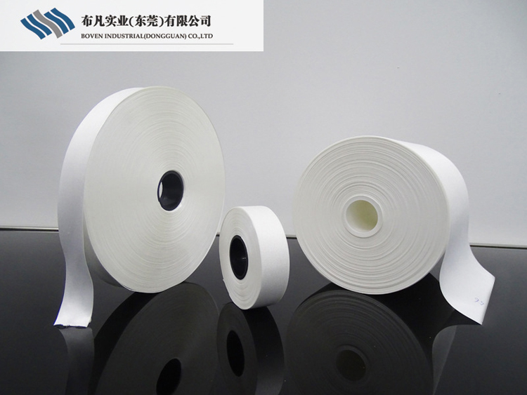 Factory Direct Sale 20mm x 50m  Disposable Twill woven Industrial Lint Free Cleanroom Wiper Rolls for LCD