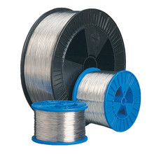 Factory Quality Galvanized Stitching Wire round