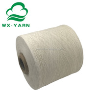 Top quality dyed CVC blended knitting yarn for gloves