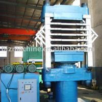 Rubber Plastic Foaming Press For EVA