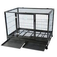 foldable strong pet kennel used indoor