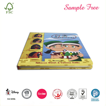 Coloring Printing Children Story Book
