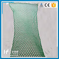 cheap-high quality-stretch adjustable Fine Mesh polypropylene safety trailer cargo net