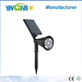 2015 Upgraded High Lumen New Version 2-in-1Solar Wall-mounted Spotlight