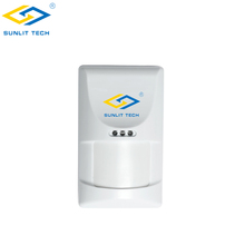 Pyroelectric Infrared Wide Angle PIR Motion Sensor Detector For Home Security Alarm