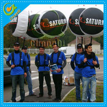 Cheap inflatable advertising balloon small