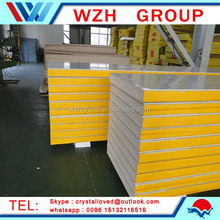 wholesale low price eps cement exterior/ roof wall sandwich panel from china supplier