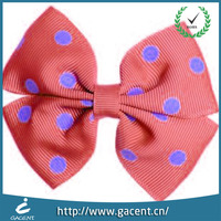 wholesale christmas fabric ribbon bow,christmas decoration bow gift bow