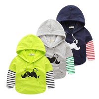 Western Hoody Apparel 100 Cotton Fleece Child Clothing From China Supplier
