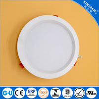 PF0.95 LED round downlight 7W LED ceiling light 80mm cut out down light CE approved