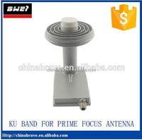 ku band lnb high gain low noise prime focus hd lnb ku band universal single output lnb