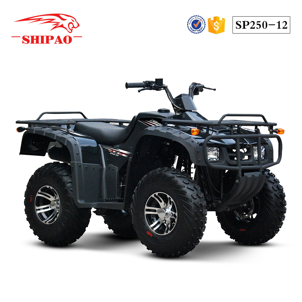 SP250-12 Shipao Through the forest atv 4x2 4x4 250cc
