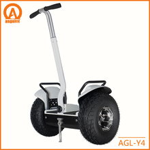 Popular police use 19 inch off road electric chariot covered