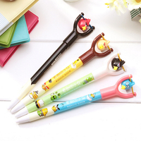 Lovely slingshot birds ballpoint pen Lovely girl's diary ballpoint pen