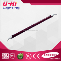 ruby quartz infrared halogen heater lamp