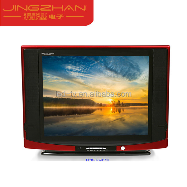 Quality assured Nigeria NF PF 21inch crt tv with 512 speaker