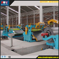 automatic steel coil straighening and cutting machine