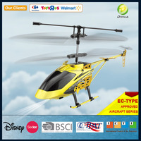 3.5 Channel Alloy Metal RC Helicopter with Gyroscope