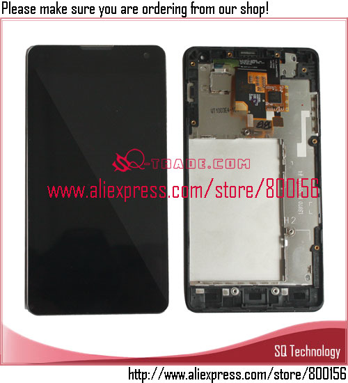 China Manufacturer for LG Optimus <strong>G</strong> E975 LCD Display with Digitizer Touch Screen and Frame E973 Assembly