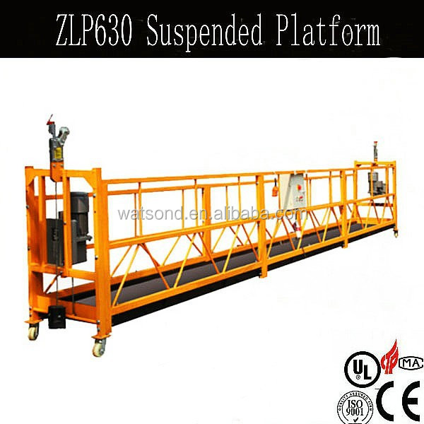 window cleaning cradle/rotating platform/construction crane