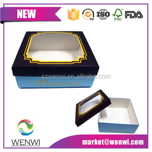 High-quality paper snack packaging box,snack packaging box,snack packaging