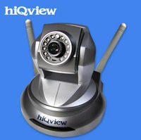 Megapixel ONVIF H.264 PT Pan / Tilt IP Camera Wireless