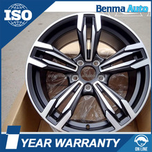 Wholesale black alloy wheel 18x8.5 wheel rim 5x120