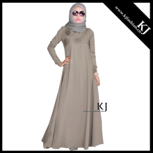 2017 KJ Low MOQ latestabaya kaftan muslim maxi dress elegant dubai abaya
