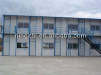 prefab house for dormitory/ office prefab houses/camping prefab house for homes