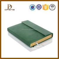 Best Selling School Cheapest Notepad Leather