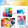 party crepe paper rolls, flame resistant crepe paper streamers, decoration crepe paper rolls